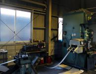 株式会社伊藤鉄工所が保有するアマダのプレスPUX-60の写真