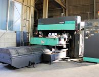 株式会社伊藤鉄工所が保有する澁谷工業の炭酸ガスレーザー加工機SPL3425/SOL12MVの写真